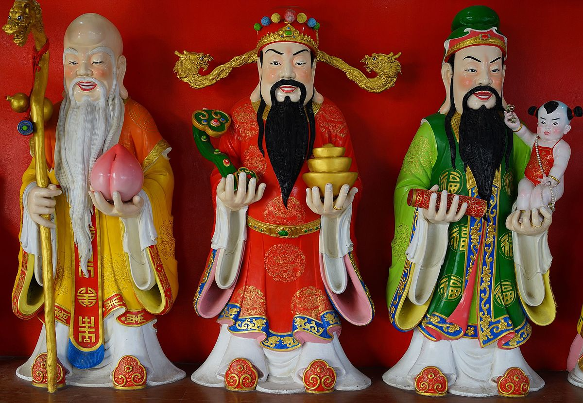 Image result for chinese traditional religion